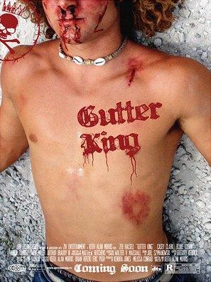 Gutter King - Movie Poster (thumbnail)