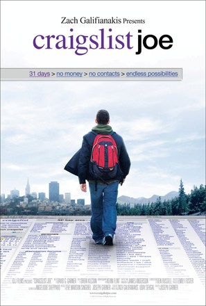 Craigslist Joe - Movie Poster (thumbnail)