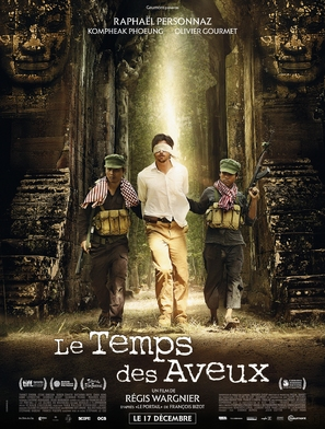 Le temps des aveux - French Movie Poster (thumbnail)