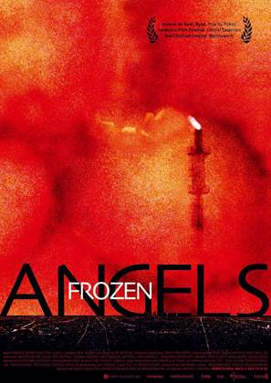 Frozen Angels - German poster (thumbnail)