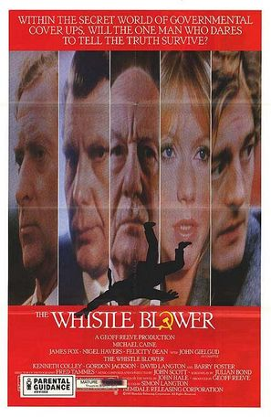 The Whistle Blower - Movie Poster (thumbnail)