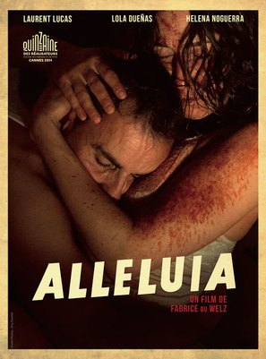 Alléluia - French Movie Poster (thumbnail)