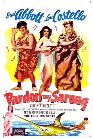 Pardon My Sarong - Movie Poster (thumbnail)