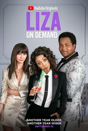 """Liza on Demand"" - Movie Poster (thumbnail)"