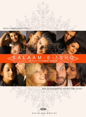 Salaam E Ishq - German Movie Cover (thumbnail)