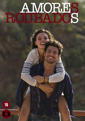 Amores Roubados - Brazilian Movie Poster (thumbnail)