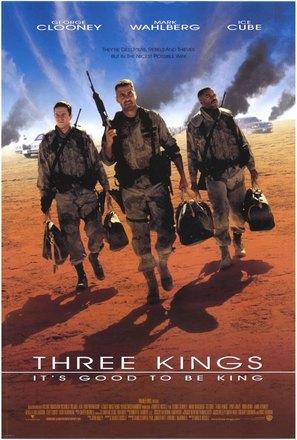 Three Kings - Movie Poster (thumbnail)