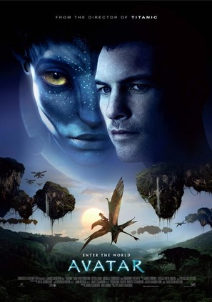 Avatar - Theatrical poster (thumbnail)