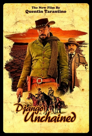 Django Unchained - Movie Poster (thumbnail)