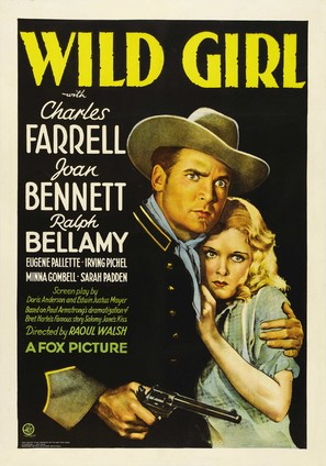 Wild Girl - Theatrical poster (thumbnail)