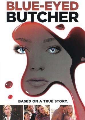 Blue-Eyed Butcher - DVD cover (thumbnail)