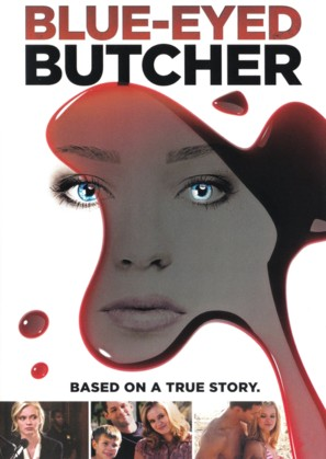 Blue-Eyed Butcher - DVD movie cover (thumbnail)