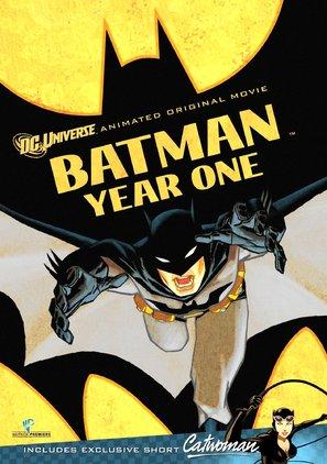Batman: Year One - DVD cover (thumbnail)