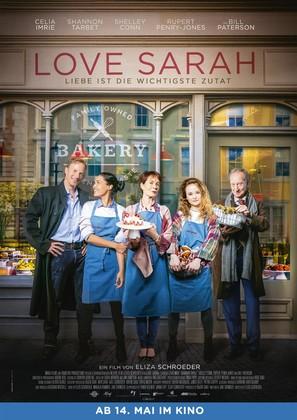 Love Sarah - German Movie Poster (thumbnail)