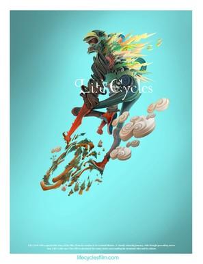 Life Cycles - Canadian Movie Poster (thumbnail)