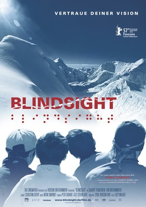 Blindsight - German Theatrical poster (thumbnail)