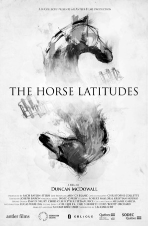 The Horse Latitudes - Canadian Movie Poster (thumbnail)