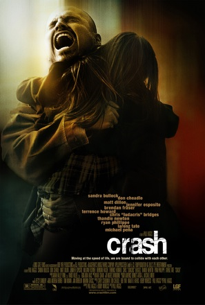 Crash - Movie Poster (thumbnail)