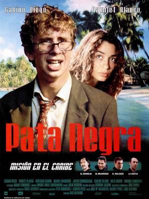 Pata negra - Spanish Movie Poster (thumbnail)