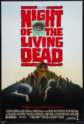 Night of the Living Dead - Movie Poster (thumbnail)