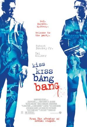 Kiss Kiss Bang Bang - Movie Poster (thumbnail)