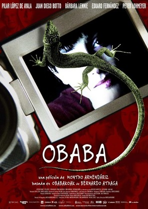 Obaba - Spanish Movie Poster (thumbnail)