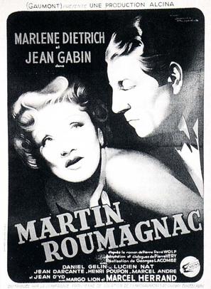 Martin Roumagnac - Movie Poster (thumbnail)