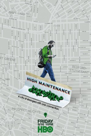 """High Maintenance"" - Movie Poster (thumbnail)"
