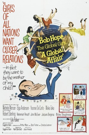 A Global Affair - Movie Poster (thumbnail)