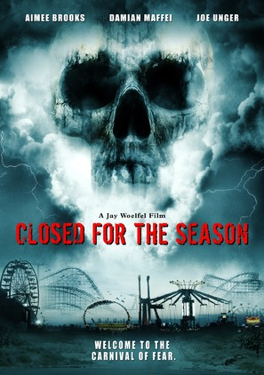 Closed for the Season - DVD cover (thumbnail)