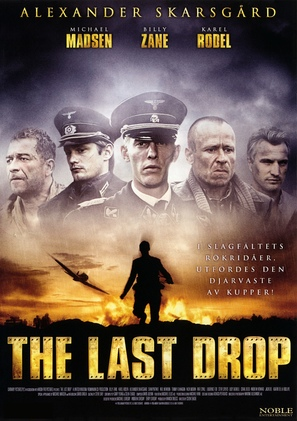 The Last Drop - Swedish Movie Poster (thumbnail)