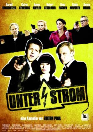 Unter Strom - German Movie Poster (thumbnail)