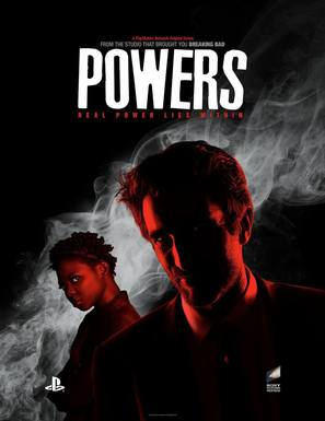 """""""Powers"""" - Movie Poster (thumbnail)"""