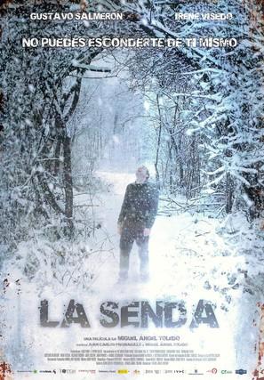 La senda - Spanish Movie Poster (thumbnail)