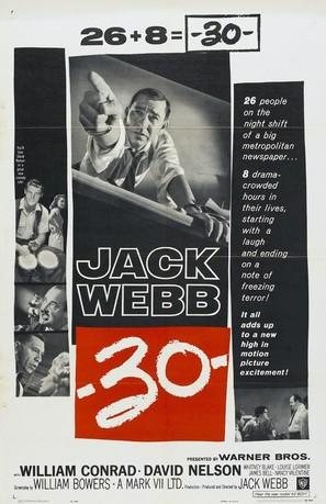 -30- - Movie Poster (thumbnail)