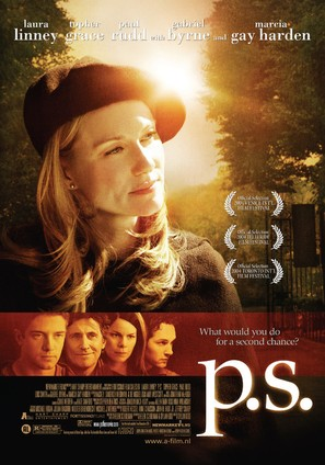P.S. - Dutch Theatrical movie poster (thumbnail)