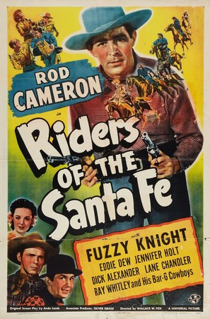 Riders of the Santa Fe