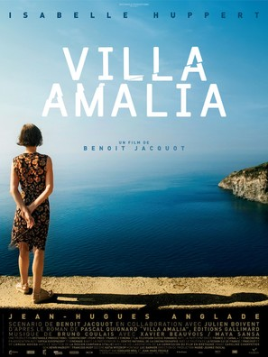 Villa Amalia - French Movie Poster (thumbnail)