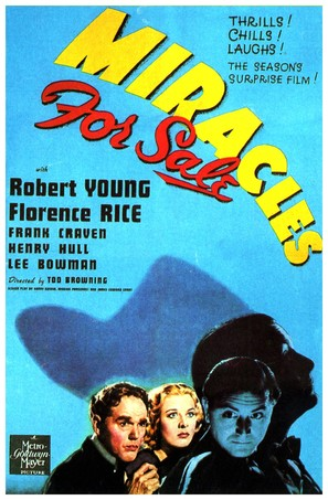 Miracles for Sale - Movie Poster (thumbnail)