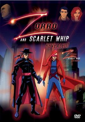 """Zorro: Generation Z - The Animated Series"" - Turkish Movie Cover (thumbnail)"