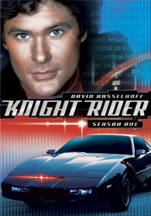 """Knight Rider"" - DVD cover (thumbnail)"