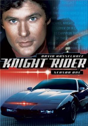 """Knight Rider"" - DVD movie cover (thumbnail)"