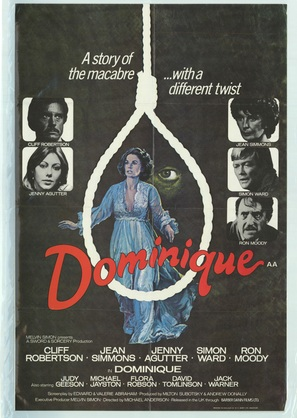 Dominique - British Movie Poster (thumbnail)