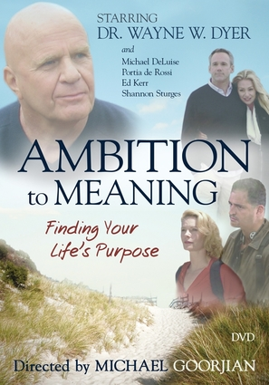 Ambition to Meaning: Finding Your Life's Purpose - DVD cover (thumbnail)