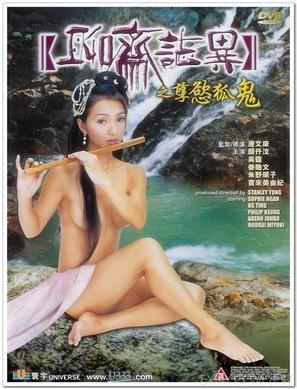 Liao zhai zhi yi: Nie yu gu gui - Hong Kong DVD cover (thumbnail)