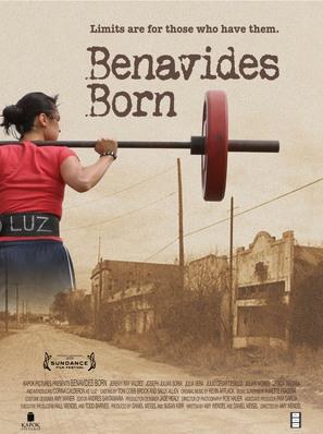 Benavides Born - Movie Poster (thumbnail)