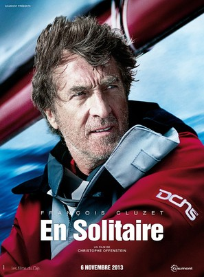 En solitaire - French Movie Poster (thumbnail)