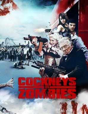 Cockneys vs Zombies - British Movie Poster (thumbnail)