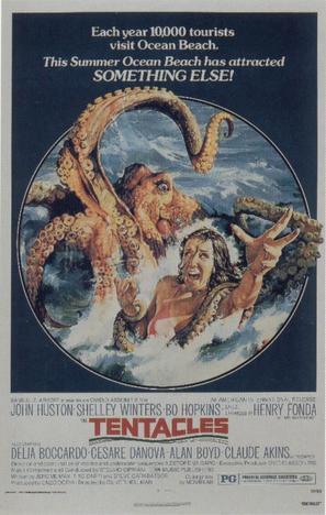 Tentacoli - Movie Poster (thumbnail)