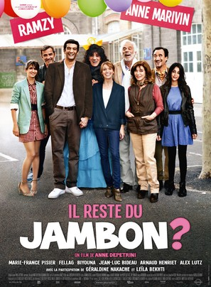 Il reste du jambon - French Movie Poster (thumbnail)
